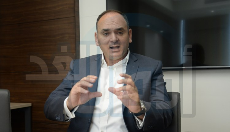 أمين سراج، الرئيس التنفيذي لشركة هايد بارك للتنمية