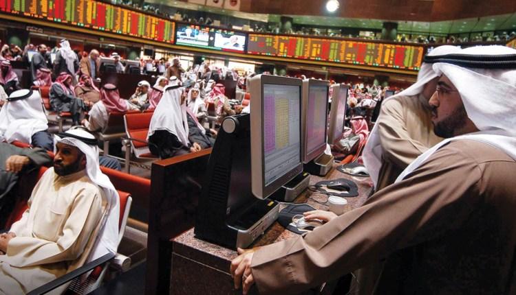 بورصة عربية
