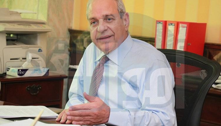 ممدوح أبوالعزم، رئيس صندوق حماية المستثمر
