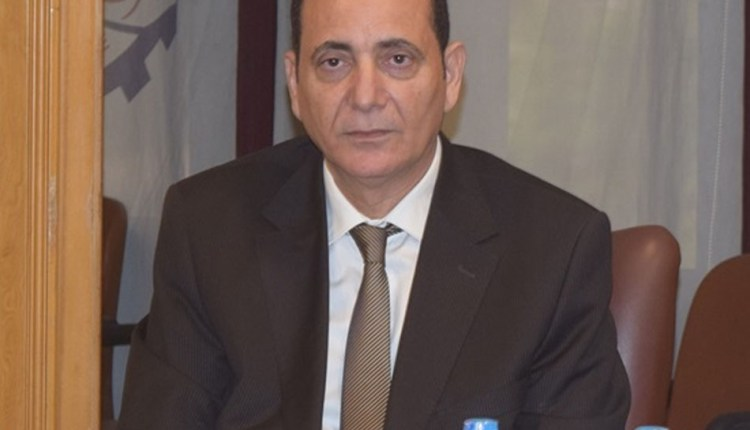 أحمد الزيني رئيس شعبة مواد البناء بغرفة القاهرة التجارية