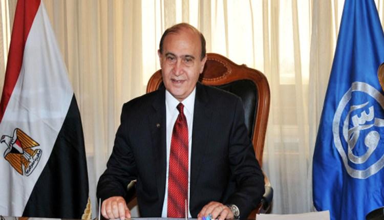 الفريق مهاب مميش رئيس الهيئة العامة للمنطقة الاقتصادية لـ « قناة السويس »