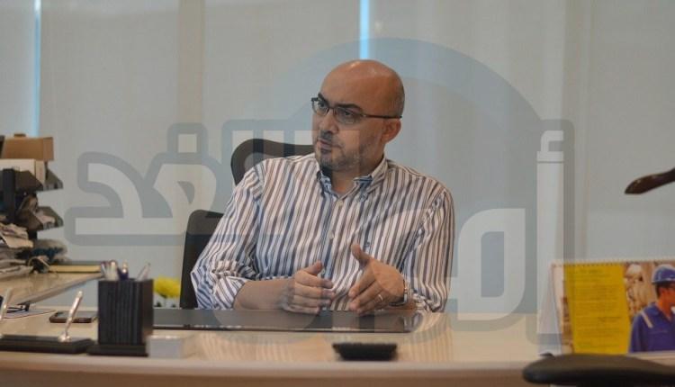 محمد عكاشة المدير التنفيذي لشركة فوري للمدفوعات الإلكترونية