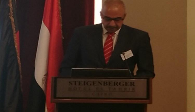 الدكتور محمد الخياط رئيس هيئة الطاقة المتجددة