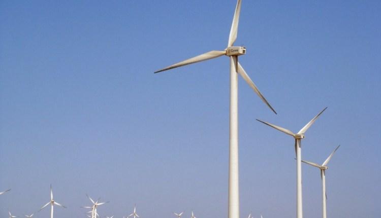 مجلس الوزراء محطة طاقة كهربائية من الرياح