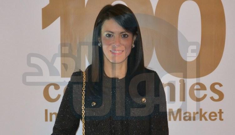 الدكتورة رانيا المشاط، وزيرة السياحة ، وزارة السياحة