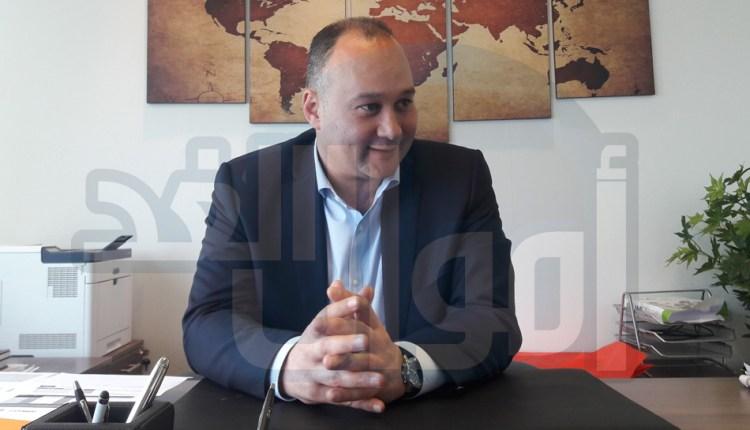 هشام شتا، الرئيس التنفيذى لشركة بى ام للتأجير التمويلى