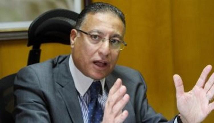 عماد الدين مصطفى، رئيس مجلس إدارة الشركة القابضة للصناعات الكيماوية