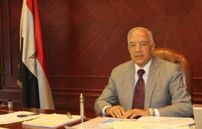 المستشار رضا عبدالمعطي، نائب رئيس الهيئة العامة للرقابة المالية - الرقابة المالية
