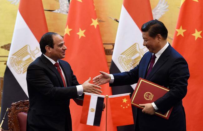 مصر والصين - السفارة الصينية