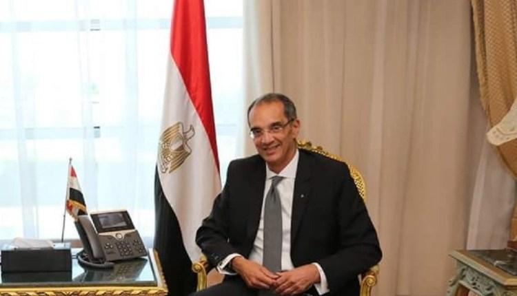 عمرو طلعت وزير الاتصالات - وزارة الاتصالات