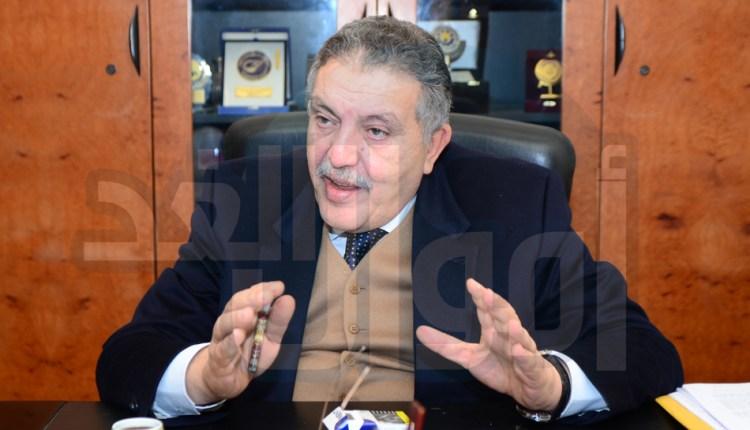 أحمد الوكيل رئيس غرفة الإسكندرية التجارية
