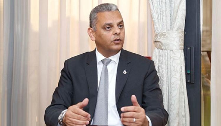 علاء الزهيري، رئيس الاتحاد المصري للتأمين والعضو المنتدب لشركة جي أي جي للتأمين – مصر