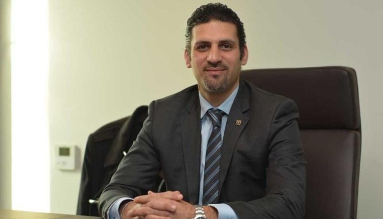عمرو محسن، نائب رئيس مجلس إدارة شركة مكسيم للاستثمار العقاري