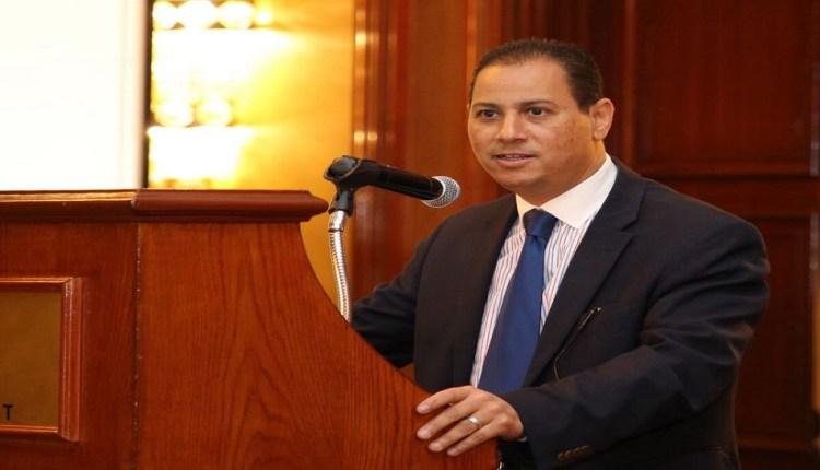 الدكتور محمد عمران، رئيس هيئة الرقابة المالية