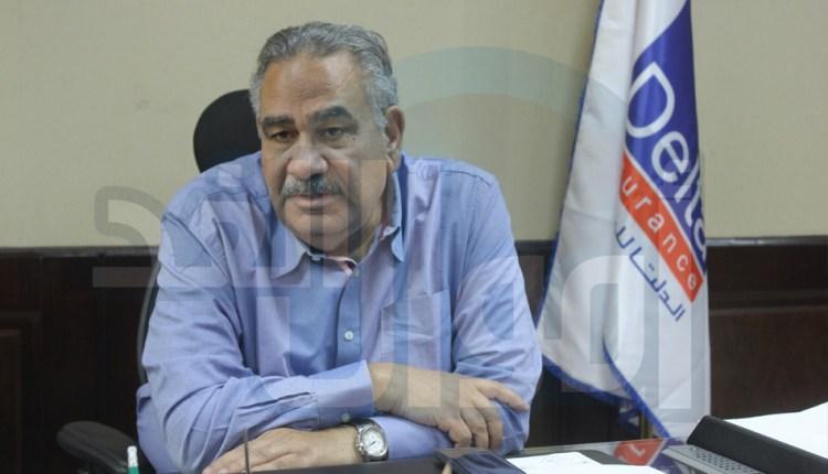 عادل موسى، رئيس مجلس الإدارة والعضو المنتدب لشركة الدلتا للتأمين