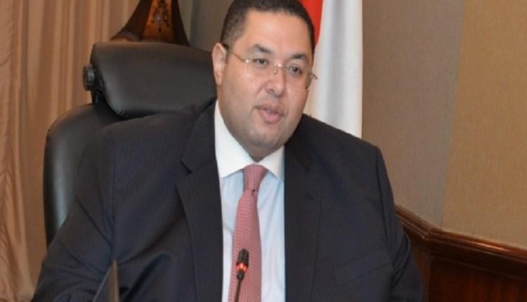 أيمن حسين وكيل محافظ البنك المركزي لتكنولوجيا المعلومات ونظم المدفوعات
