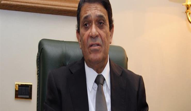 اللواء أحمد زكى عابدين ، رئيس مجلس إدارة شركة العاصمة الإدارية للتنمية العمرانية
