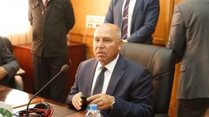 المهندس كامل الوزير - وزير النقل