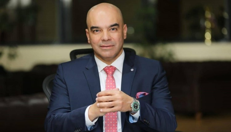 تامر جمعة نائب رئيس الزراعي المصري