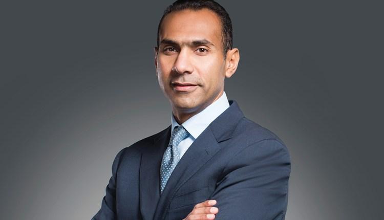 عاكف المغربي، نائب رئيس بنك مصر