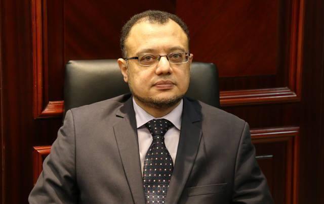 ايهاب رشاد نائب رئيس مجلس الادارة لشركة مباشر انترناشونال لتداول الأوراق المالية