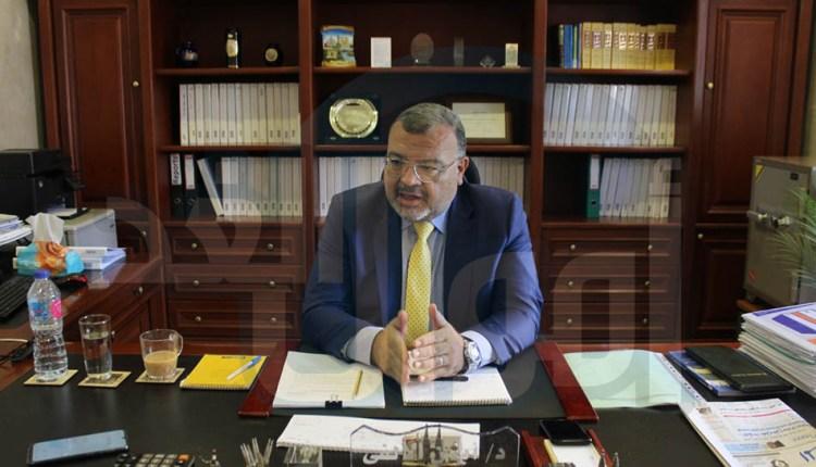 الدكتور أيمن الألفي، العضو المنتدب للشركة المصرية الإماراتية لتأمينات الحياة التكافلي