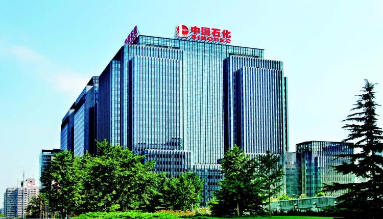 سينوبك الصينية