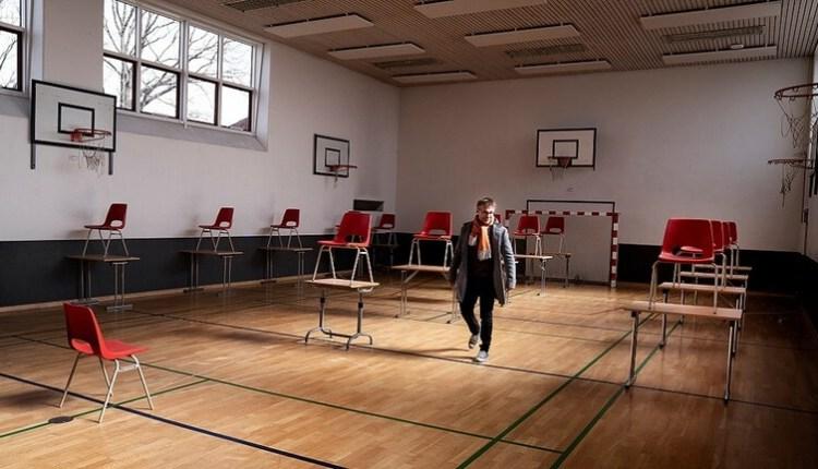 مدرسة في أوروبا- صورة أرشيفية