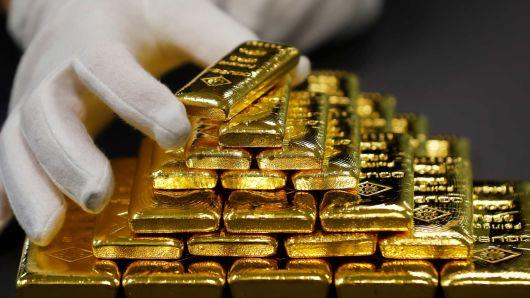 الطلب على الذهب