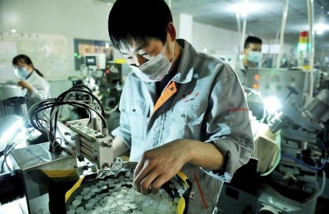 المصانع الصينية