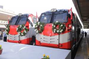 مواعيد القطارات المكيفة