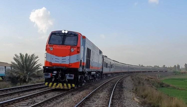 القطارات المكيفة