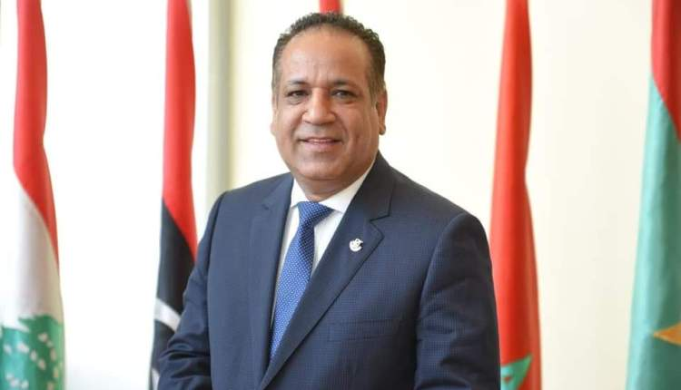 يسري الشرقاوي رئيس جمعية رجال الأعمال المصريين الأفارقة