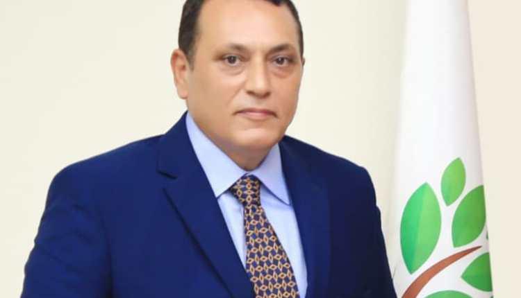 اللواء عمرو عبد الوهاب رئيس شركة الريف المصرى الجديد