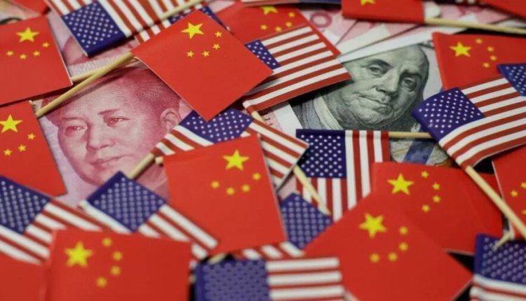 الحرب الاقتصادية بين الصين وأمريكا