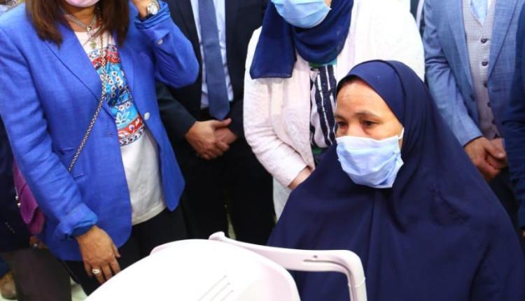 وزراء التضامن والتخطيط والتنمية المحلية يتفقدون الوحدة الصحية بالشيخ زين الدين بسوهاج