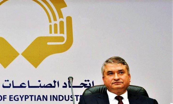 المهندس محمد عبد الكريم المدير التنفيذي لمركز تحديث الصناعة