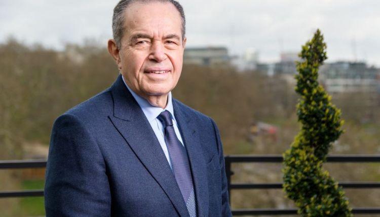 الملياردير المصري محمد منصور