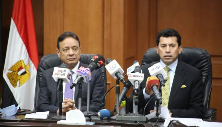 وزير الرياضة ورئيس المجلس الأعلى للإعلام