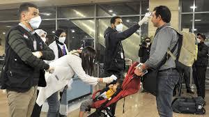 المطارات المصرية والاجراءات الاحترازية