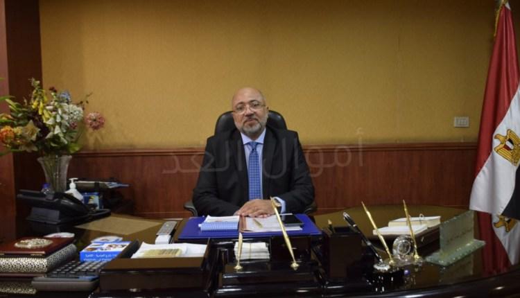 حسام عبدالعزيز رئيس مجلس إدارة الجمعية المصرية للتأمين التعاوني