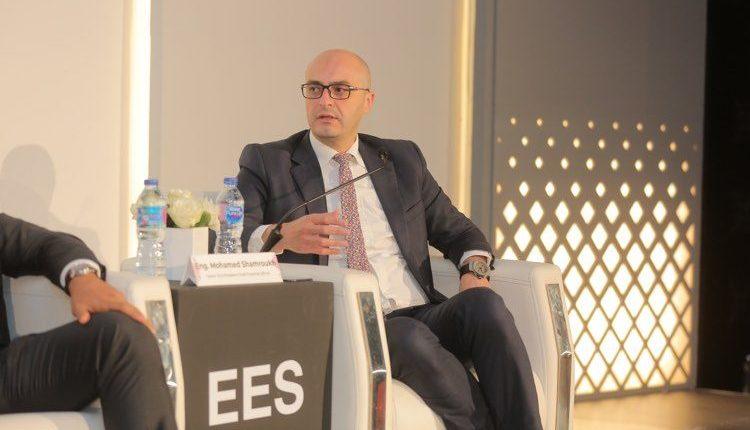 محمد شمروخ نائب الرئيس التنفيذي للشركة المصرية للاتصالات