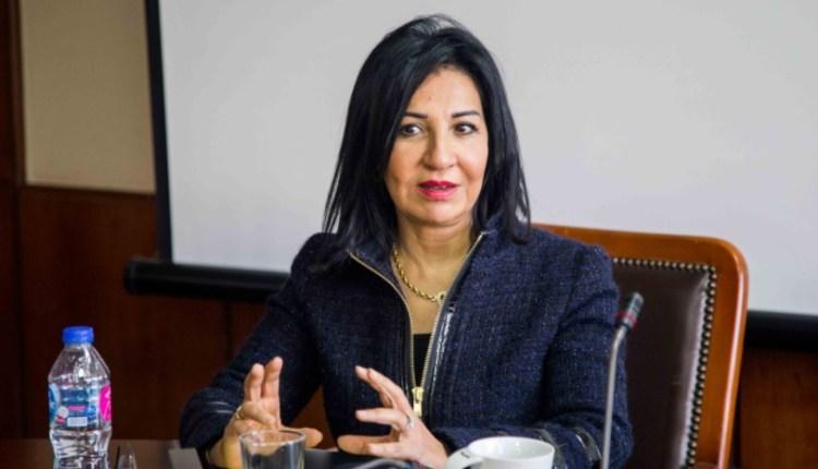 الدكتورة داليا عبد القادر، رئيس قطاع التمويل المستدام بالبنك التجاري الدولي،