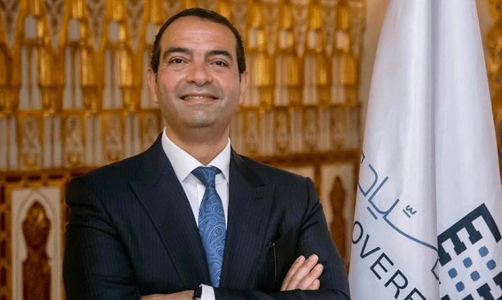 أيمن سليمان، الرئيس التنفيذي لصندوق مصر السيادي