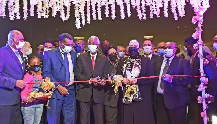 إفتتاح فعاليات الدورة الـ 38 لمعرض الخرطوم الدولي