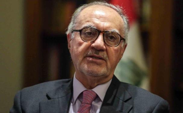 وزير المالية العراقي علي علاوي