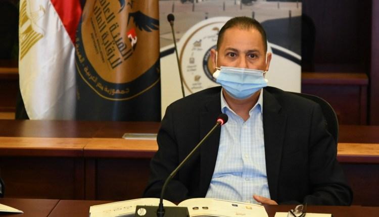 دكتور محمد عمران رئيس الهيئة العامة للرقابة المالية