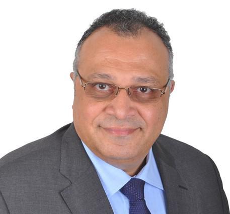 طارق طلعت المنتدب لشركة مصر للأسمنت قنا