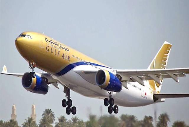 طيران الخليج البحرينية