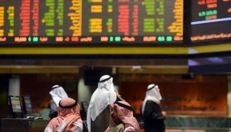 أسواق الأسهم فى الخليج